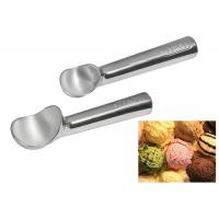 Quality Antifreeze Heated Ice Cream Scoop Stainless Steel For Dinner / Restaurant wholesale