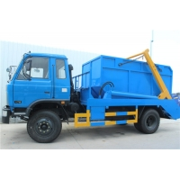 China 12m3 Garbage Compactor Truck , 190HP Waste Compactor Vehicle wholesale