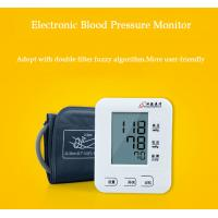 China Medical Grade Electronic Blood Pressure Monitor Wrist Measuring Type 430g wholesale