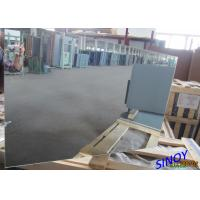 Quality Water Resistant Aluminium Glass Mirror For Sliding Door / Mirror Cabinets for sale