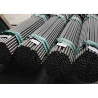 China Round Cold Drawn 316L Steel Seamless Pipe , High Temperature Tube wholesale