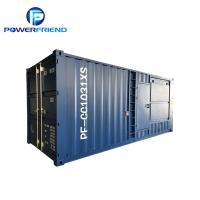 China Silent Generator Diesel 1000Kw Big Power 900Kw 1125Kva Container Generator on sale