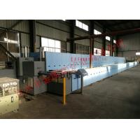 China Shielded Board Type Pusher Kilns Automatic Gas High Temperature Sintering wholesale