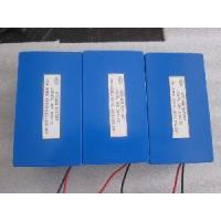 China Lithium Battery 36V 10ah for Monitoring Equipment wholesale