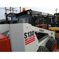 China secondhand bobcat s130/s160/s863 skid steer with good condition/original bobcat for sale wholesale