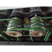 China O Shape Round Driving Belts Tempering Furnace Parts For Ceramic Rollers Of Glass Tempering Furnace wholesale