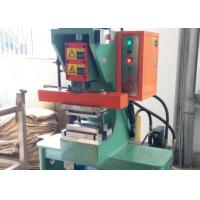 Buy cheap 500kg Portable Hydraulic Hole Punching Machine Simple For Various Punching Bags from wholesalers