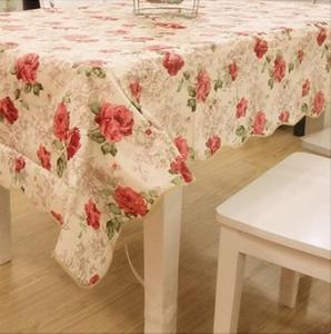 China Printed PVC Table Cloths Waterproof wholesale