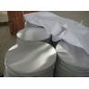 China Aluminium Circle / Disc 1100  1050  H14/18  0.5mm to 1.5mm dia for the ventilator Fan wholesale