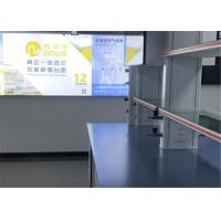 Buy cheap Laboratory Furniture Epoxy Resin Lab Countertops 2480 * 1800mm With Blue Color from wholesalers