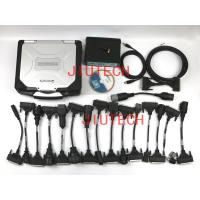 Quality Universial Heavy Duty Truck Diagnostic Scanner  Test Full Set with CF30 laptop tool wholesale