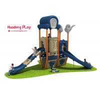 China Handstand Dream Cloud Kids Outdoor Playset , Kids Playground Slide Customized Color wholesale
