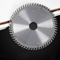 China Circular TCT Saw Blade Custom Made Tungsten Carbide Tips Safety Operation wholesale