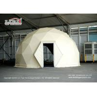 China 3-60M diameter geodesic dome tent, large geodesic dome tent for outdoor events, exhibition event tent geodesic dome tent wholesale