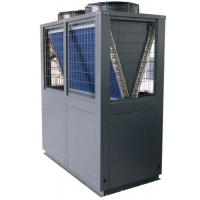 Buy cheap Bio Pharmaceutical Swimming Pool Air Source Heat Pump Humidity Control from wholesalers