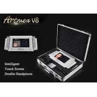 China Small Digital Permanent Makeup Machine With 0.2-3.0mm Needle Adjustment wholesale