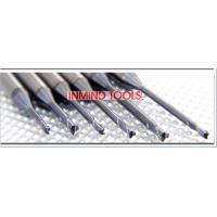 China Solid Carbide Long Neck End Mill Cutter With Deep Milling Machining Type wholesale