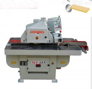 China MJ5 automatic electric wood single straight line rip saw machine price wholesale