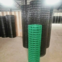 Buy cheap Pvc Coated Galvanized Bwg20 1x1 Welded Wire Mesh from wholesalers