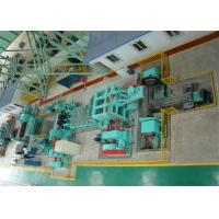 China Horizontal Steel Coil Slitting Line High Speed Long Lifespan Fully Automatic Various Width wholesale
