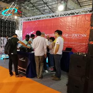 China Guofeng Aluminum Truss Display Booth for Trade Show and Convention Halls wholesale