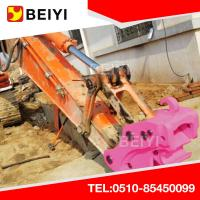 China BEIYI BYKL Excavator Hydraulic Tilting Coupler Quick Hitch factories wholesale