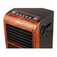 Quality 2000w Heating Power Portable Air Cooler And Heater With Emulational Fireplace for sale
