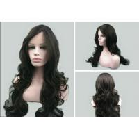 China 100% Unprocessed Dark Brown Lace Front Human Hair Wigs With Baby Hair wholesale