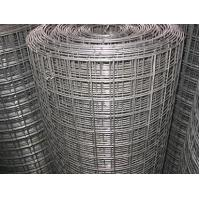 """China 1"""" Galvanized Welded Wire Mesh Rolls Stainless Steel For Protection / Cage wholesale"""