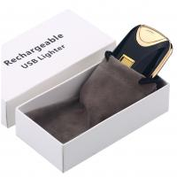 China Fashionable Flameless Usb Rechargeable Cigarette Lighter / Usb Coil Lighter wholesale