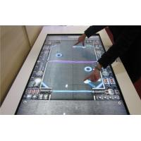 China 82 inch Sealable Against Infrared Touch Panel Waterproof Outdoor Touch table on sale
