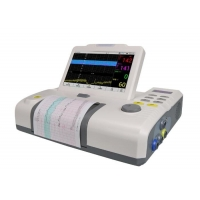 """China 7""""TFT Fetal / Maternal Monitor Patient Care Monitoring System With Folding 90 Degree Screen wholesale"""