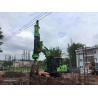 China TYSIM KR40A Mini Hydraulic Rotary Drilling Rig Foundation Piling Equipment 40KNm Max Torque wholesale