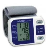 China Medical wrist portable blood pressure monitor  wholesale