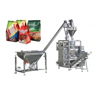 China Microcomputer Control 5-60 Bags / Min Powder Filling Machine wholesale