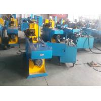 China ISO Approval Hydraulic Metal Sheet Cold Bending Machine 195º For Boiler Tubes wholesale