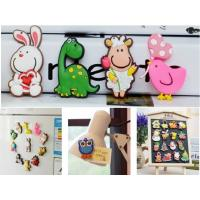 China Fridge Magnet Advertising Promotional Gifts Heat Transfer Logo 2D / 3D Design wholesale