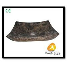 China Xiamen Kungfu Stone Ltd supply Dark Empeardor Marble Sink For Indoor Kitchen,Bathroom wholesale