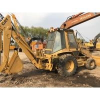China Good Condition Used CAT 416 Backhoe Loader wholesale