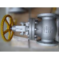 China Screwed ASTM A 217 BS 1873 Globe Valve , Os&Y Globe Valve Class 150# ~ 2500# wholesale