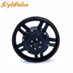 China Black 12inch 36V 250W Electric Bike Hub Motor Brushless Geared Motor for electric bike wholesale