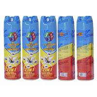 Buy cheap Household Mosquito Repellent Spray Aerosol Insect Killer Insecticide 400ml from wholesalers