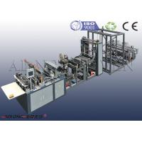 China CE / ISO9001 PP Non Woven Bag Making Machine For Handle Bag / Shoes Bag wholesale