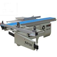Buy cheap 45/90 precision slide table saw for wood panel cutting factory price from wholesalers