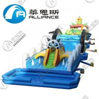 Buy cheap 2019 Commercial Giant Inflatable Games Inflatable Obstacle Course for Sale from wholesalers