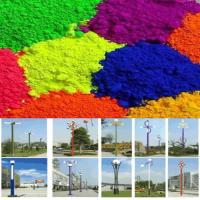 Buy cheap Synthesized By Epoxy Color Powder Coatings For Lanterns High Glossy from wholesalers