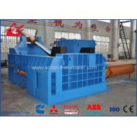 China 250 Ton Side Push Out Hydraulic Metal Baler Scrap Steel Baling Press Machine CE Certificated wholesale