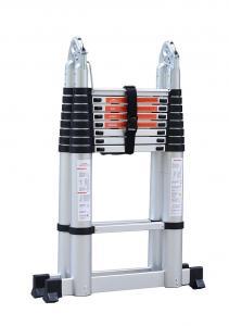 China Non Slip 7.4m Multi Purpose Telescopic Ladder wholesale