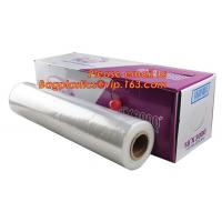 China Newly design household food grade excellent quality factory price cling film wholesale
