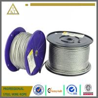China High Tension Hot Dipped Galvanized Steel Wire Strand on sale